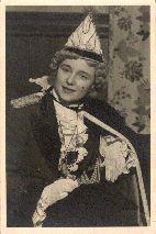 Gertrud Gördes begründete die Tradition, dass die hübschesten Mädchen Eilendorfs unsere Tanzmariechen stellen!